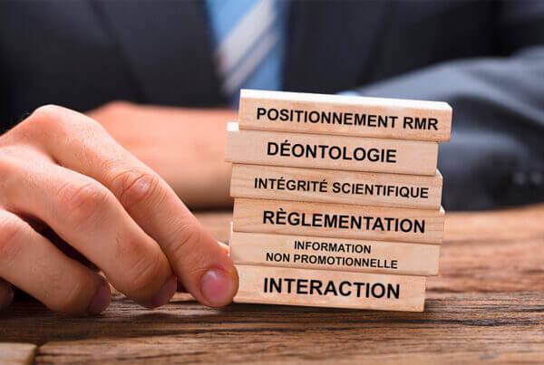 Positionnement, réglementation, déontologie et compliance du RMR - e-learning