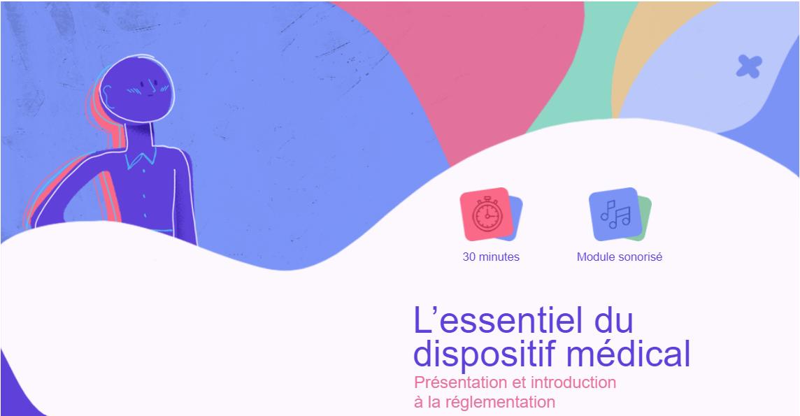 L'ESSENTIEL DU DM, DISPONIBLE EN E-LEARNING !
